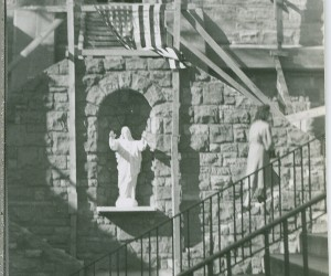 Prior to the 1944 Grotto Dedication