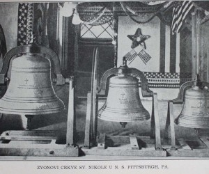 1901 - Church Bells - Sts. Cyril & Methodius, St. George & the Blessed Mother of Trsat