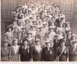 1934 CFU Ladies Lodge 29