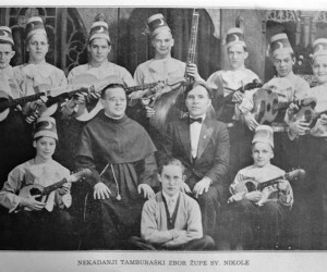 1944 Former Tamburitzan Group from St. Nicholas Church