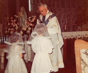 1973 First Holy Communicants