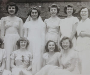 1950 May Crowning