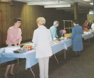 1990s Christian Mothers' Palm Sunday Bake Sale
