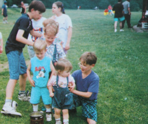 1992 Youth Picnic at North Park