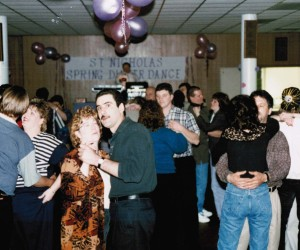 1997 Spring Oldies Dinner Dance Fundraiser for WYD '97
