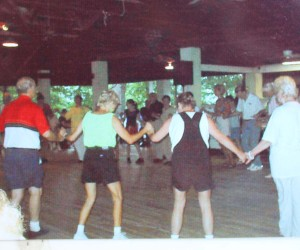 2000 Church Picnic Kolo Dancing