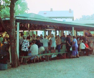 2000 Church Picnic - Pavilion at Croatian Center