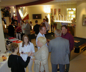 2006 - Wine Tasting Benefit for St. Nicholas' Church at Peter Karlovich's home - April