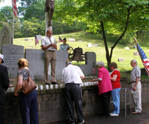 2007 Memorial Day Service at St. Nicholas Cemetery