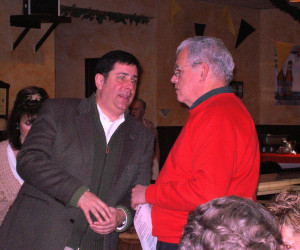 2009 - St. Nick Banquet - then City Councilman Bill Peduto