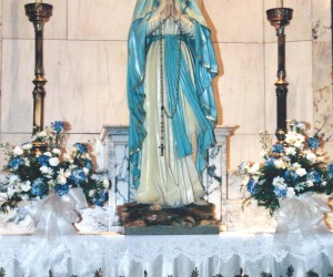 Blessed Mother  - May Crowning
