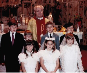 1989 First Holy Communicants