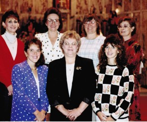 1993 Church Choir