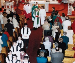 1994 World Peace Mass