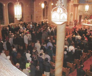 2000 Christmas Midnight Mass