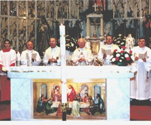 2000, May - Fr. Grgo Sikiric's Farewell Mass