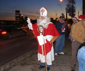 2007 St. Nicholas Day Candle Light Vigil Prayer