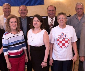 2015 PCHF Board Members at Gathering on June 20, 2016 at Javor Hall