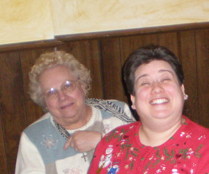 Barkovich, Joann & daughter, Juliane - 2007
