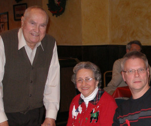 Karas, Bob, Liz and Timmy McClendon - 2010