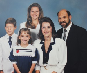 Petrick - Susan, Dennis and Family  1993