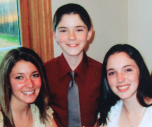 Pietrone Siblings, Amanda, Nick, Kristy - 2006
